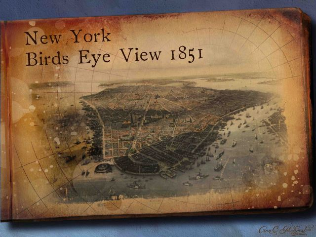 New York Birds Eye ViewRight Page