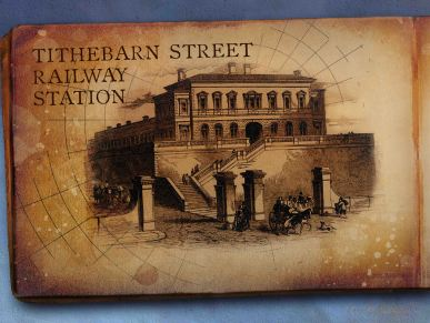 TithebarnStreet Train Station Update