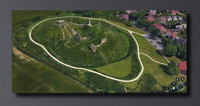 Arial Sandal Magna Castle-2