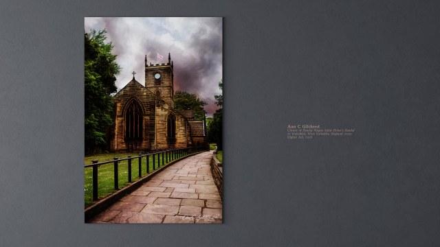 Sandal Magna Church