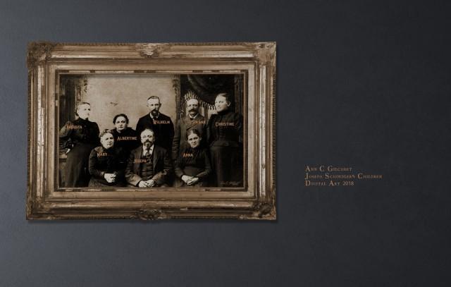 Joseph Schindlers Children